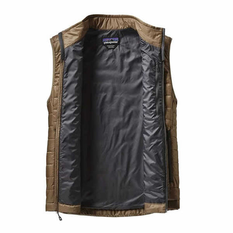 Patagonia Men's Nano Puff Vest - latest model -windproof light insulated synthetic vest - Seven Horizons