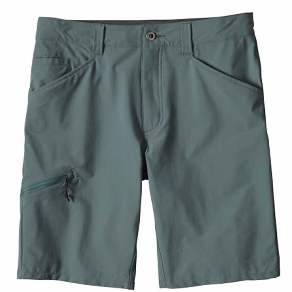 "Patagonia Men's Quandary Shorts 10"" Nouveau Green"