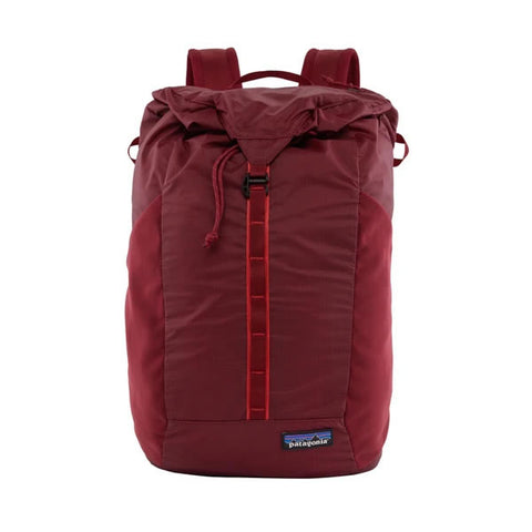 Patagonia Ultra Light Black Hole Pack Roamer Red