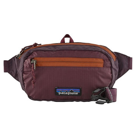 Patagonia Ultralight Black Hole Mini Hip Pack Deep Plum
