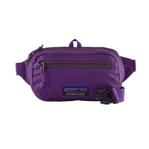 Patagonia Ultralight Black Hole Mini Hip Pack Purple