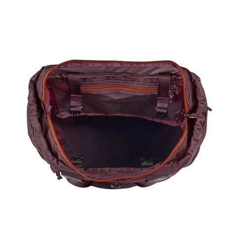 Patagonia Ultralight Black Hole Tote Pack top view