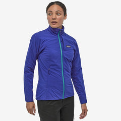 Patagonia Women's Nano Air Jacket front view in use