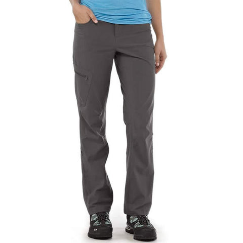 Patagonia Women's Quandary Pants -stetchy, lightweight, quick-dry, hike & travel pants