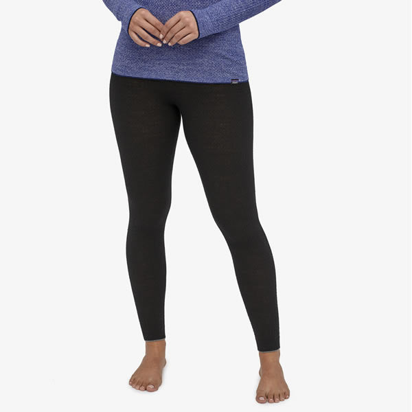 Patagonia Air Womens Thermal Pants in use front view