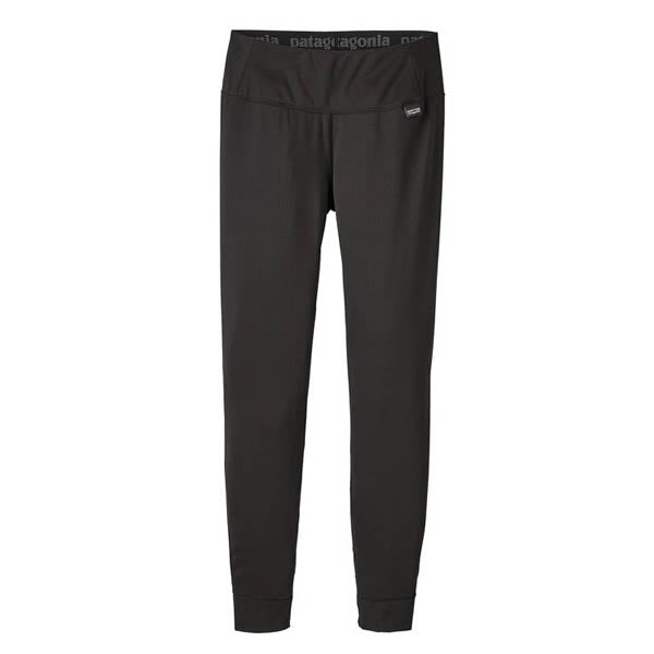 Patagonia Women's Capilene Midweight Bottoms black