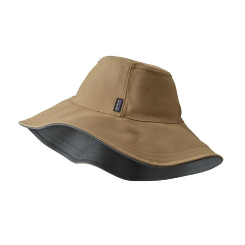 Patagonia Women's Cotton Canvas Stand Up Sun Hat mojave khaki