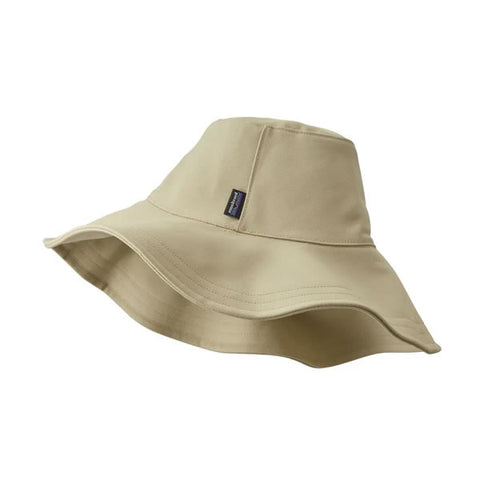 Patagonia Women's Cotton Canvas Stand Up Sun Hat pelican