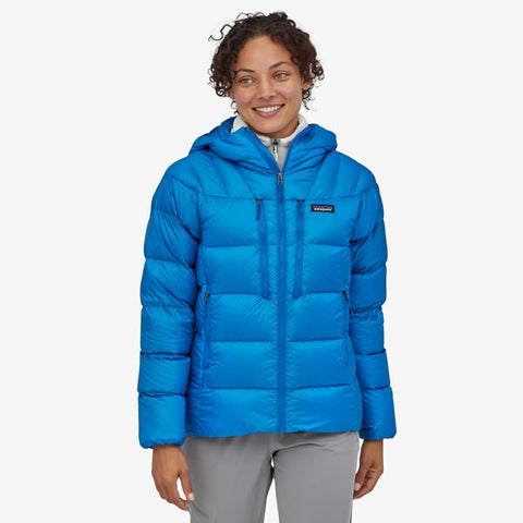 Patagonia Women's Fitz Roy Down Belay Jacket Black