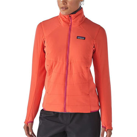 Patagonia Women's Nano-Air Light Hybrid Jacket front view