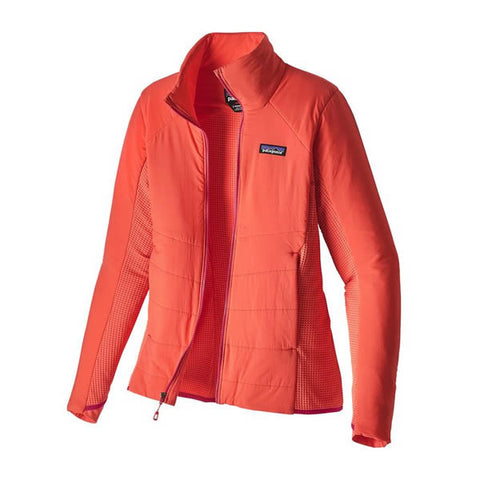 Patagonia Women's Nano-Air Light Hybrid Jacket unzipped