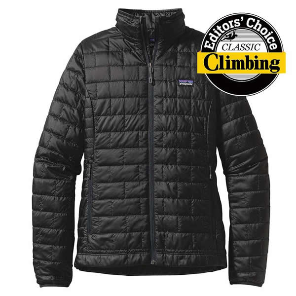 Patagonia Women's Nano Puff Windproof Insulated Jacket - Latest Model