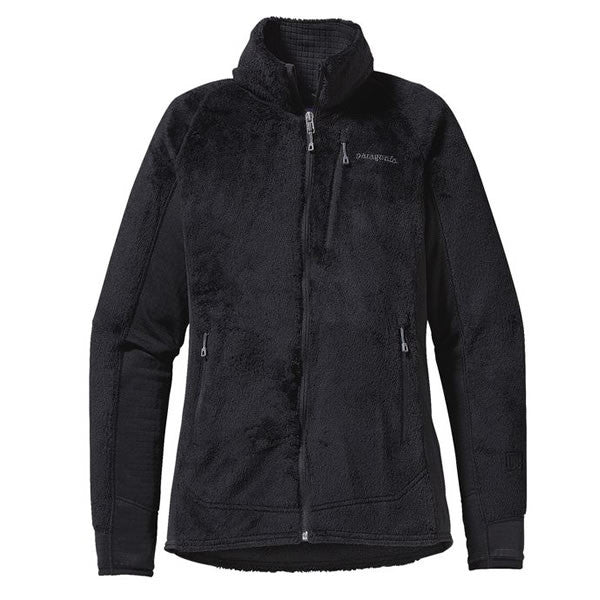 Patagonia Womens R2 Regulator Fleece Jacket black