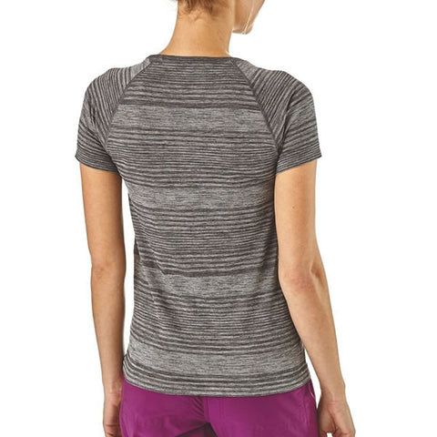 Patagonia Women's Gatewood Short Sleeve Top- Quick-Dry T-Shirt