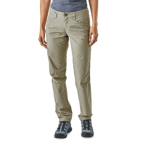 Patagonia Women's Venga Rock Pants in use front view
