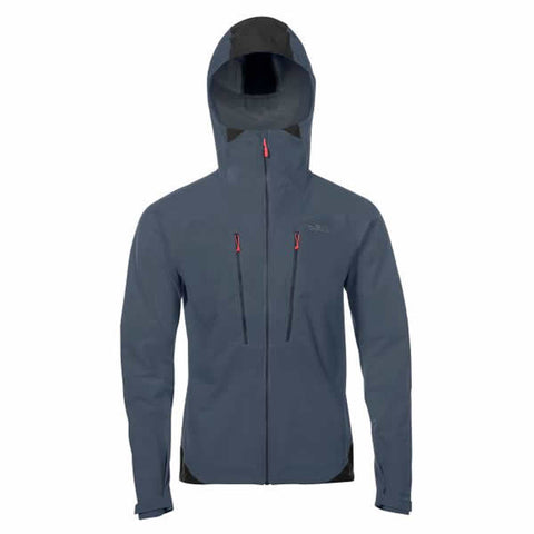 Rab Torque Men's Softshell Jacket Beluga