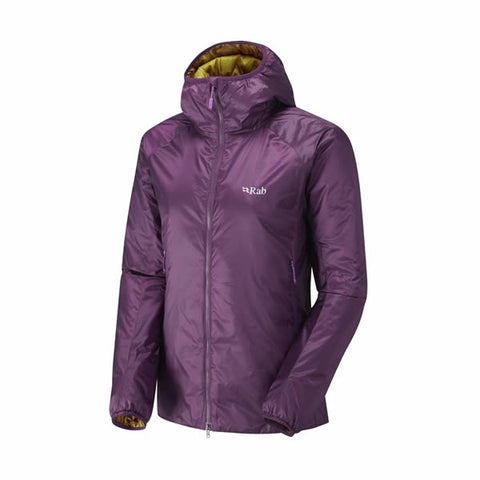Rab Women's Xenon X Hoody Insulated Jacket side view