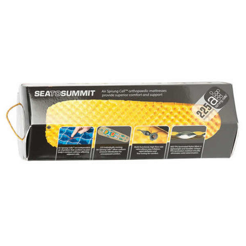 Sea to Summit Ultralight Inflatable Sleeping Mat - Small - Seven Horizons
