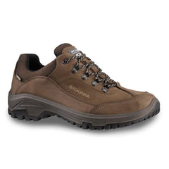 Scarpa Mens Goretex Travel and Hiking Shoe Brown