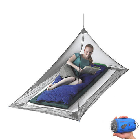 Sea to Summit Nano Ultralight Mosquito Net - Single Person Pyramid