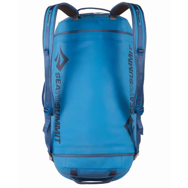 2c8bcb11d381 ... Sea to Summit Nomad Expedition Duffle Bag 45 Litres Blue Carry Harness  ...