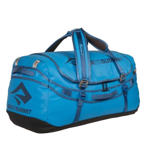 ad1f4acef221 Sea to Summit Nomad Expedition Duffle Bag 45 Litres Blue Sale