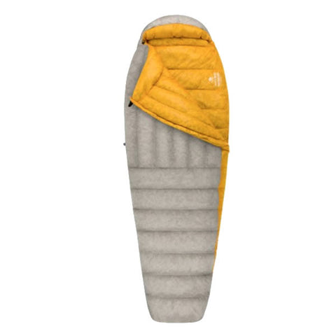 Sea to Summit Spark 3 Sleeping Bag unzipped side view