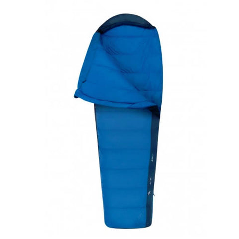 Sea to Summit Trek Sleeping Bag unzipped side