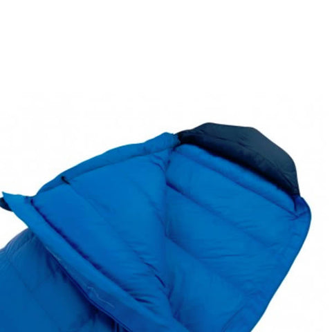 Sea to Summit Trek Sleeping Bag unzipped top