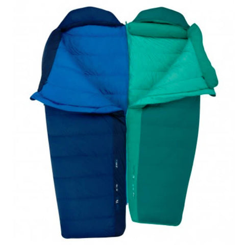 Sea to Summit Trek Sleeping Bag coupled
