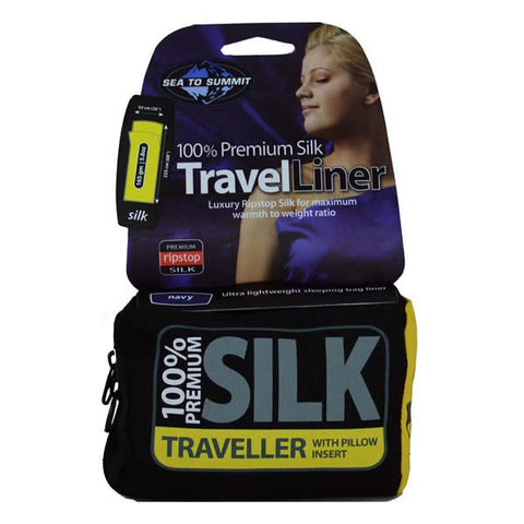 Sea to Summit Traveller Silk Travel Liner