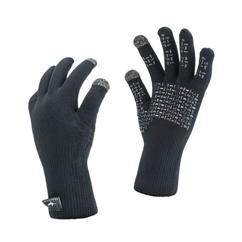 Sealskinz Ultra Grip Glove: Waterproof, Breathable Unisex Glove
