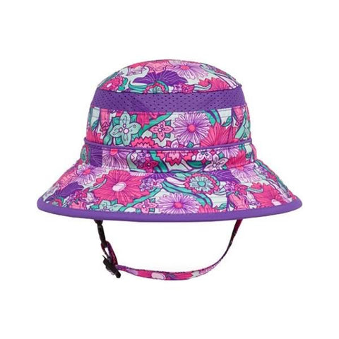 Sunday Afternoons Kid's Fun Bucket Hat flower garden baby style