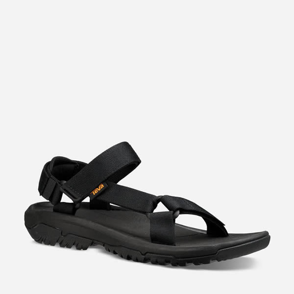 Teva Hurricane XLT2 Black side view