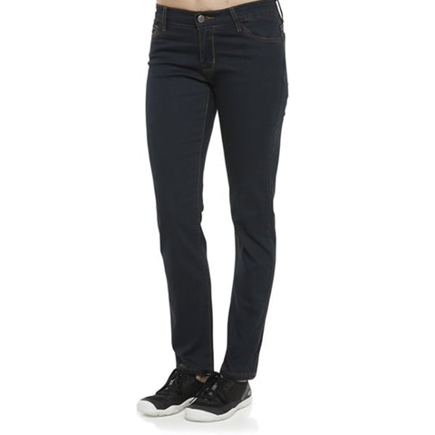Vigilante Womens Scion Travel Jeans front view in use