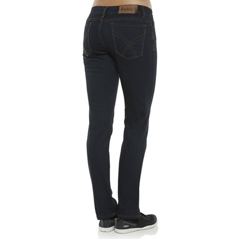 Vigilante Womens Scion Travel Jeans rear view in use