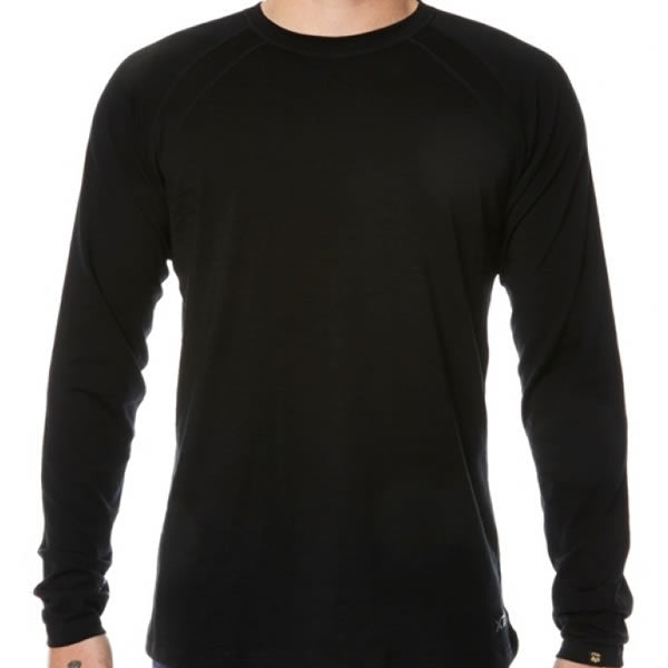 XTM Men's Merino Long Sleeve Thermal Top 170gsm