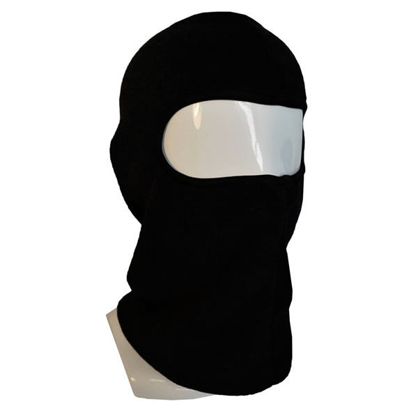 XTM Spy Polar Fleece Polyester Balaclava Black