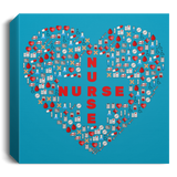 Nurse Heart Wall Hanging