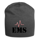 EMS Jersey Beanie - charcoal gray
