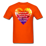Women's T-Shirt - orange