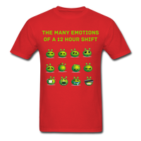 Emotions Men's T-Shirt - red