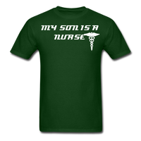 Son Nurse Unisex Classic T-Shirt - forest green
