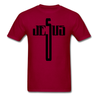 Jesus Unisex Classic T-Shirt - dark red