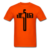 Jesus Unisex Classic T-Shirt - orange
