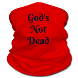 God's Not Dead Multifunctional Scarf | Tan's Club - red
