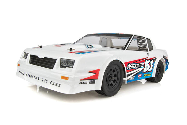 SR10 Dirt Oval RTR - Combo