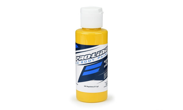 RC Body Paint - Sting Yellow