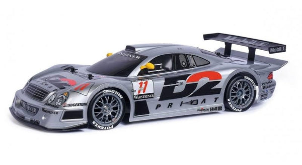 1/10 RC 1997 Mercedes-Benz CLK GTR (TT-01 Type E)