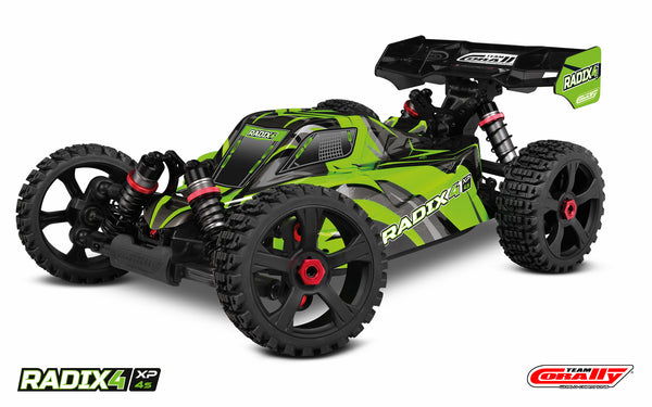 1/8 Radix XP 4WD 4S Brushless RTR Buggy (No Battery or Charg